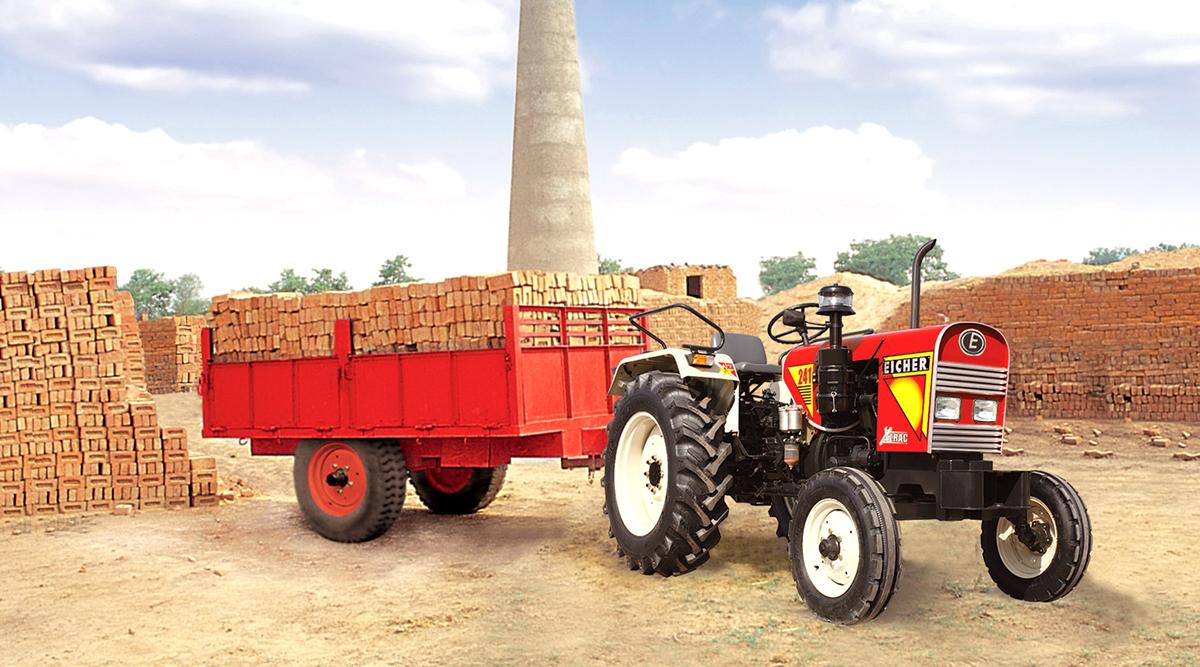 EICHER 241 | Eicher Tractor | TMTL | TAFE