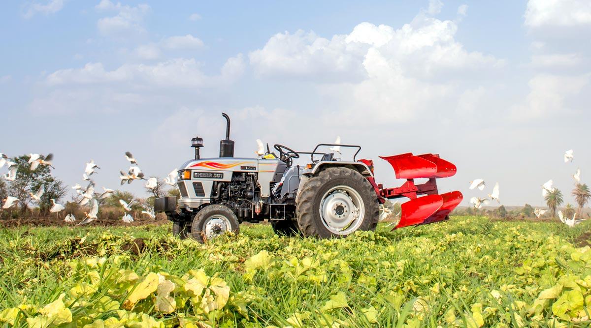 EICHER 551   Eicher Tractor   TMTL   TAFE