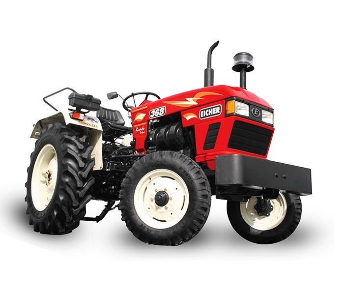 EICHER 368   Eicher Tractor   TMTL   TAFE